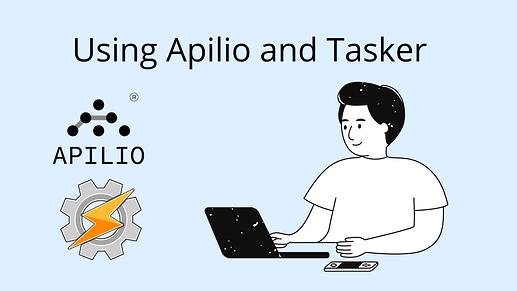 Using Apilio and Tasker for Android